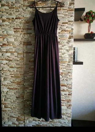Платье на брителях сарафан
