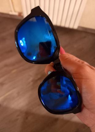 Солнцезащитные очки la optica blm uv400 cat 3 зеркальные. унисекс