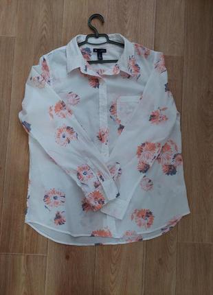 Рубашка gap р.14