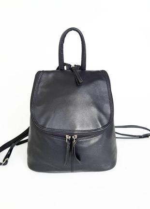 Jobis. англия.  городской  рюкзак  из натуральной кожи
