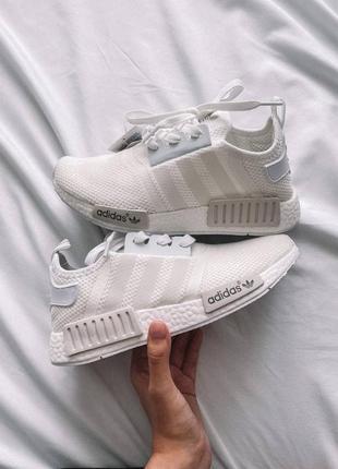 Кроссовки adidas nmd white