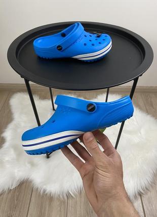 Тапки crocs jibbitz