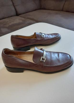 Фирменные мужские туфли navyboot