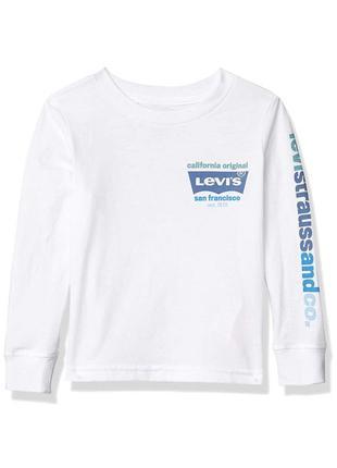 Новый реглан levi's 1-2 года