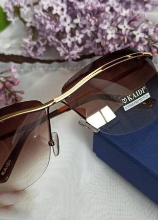 Очки солнцезащитные капли