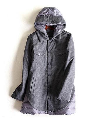 Стильная куртка - пуховик