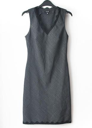 Очень красивое платье с кружевом kookai   • xs (примерно на грудь до 83, бедра до 93