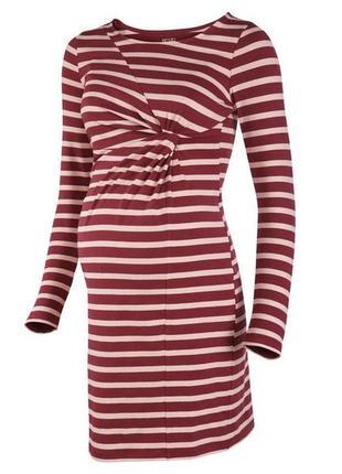 Трикотажне плаття для вагітних / для беременных