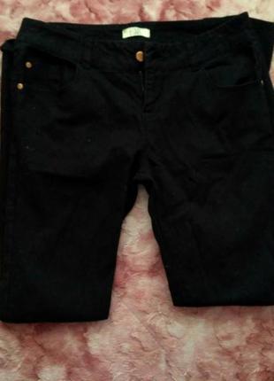 Чёрные джинсы love label