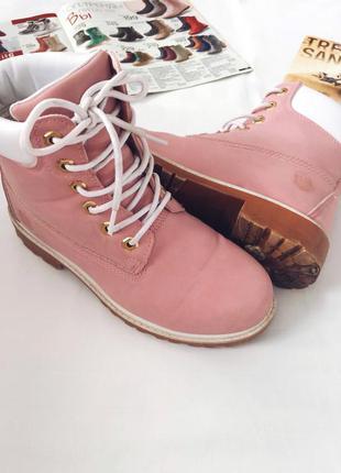 Зимние сапоги,зимне ботинки,сапожки,ботинки в стиле тимберленд,timberland
