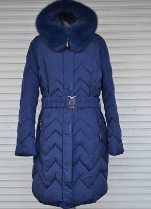 Зимняя куртка больших размеров symonder, батал, на холлофайбере, 54, 56, 58