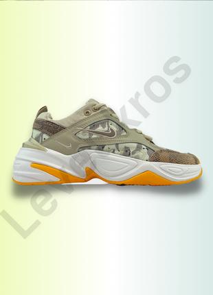 Nike m2k tekno desert camo shake