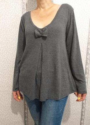 Трикотажная блуза. (5540)