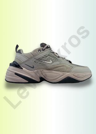 Nike m2k tekno linen gray