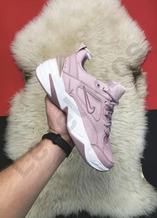 Nike m2k tekno pink white