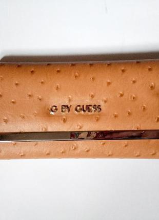 Новый невероятный кошелек g by guess