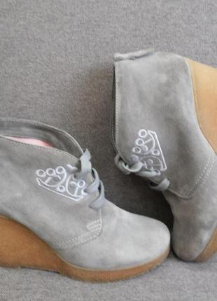 Итальянские ботинки fornarina