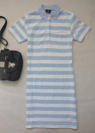 Актуальное красивого цвета платье поло рубашка миди