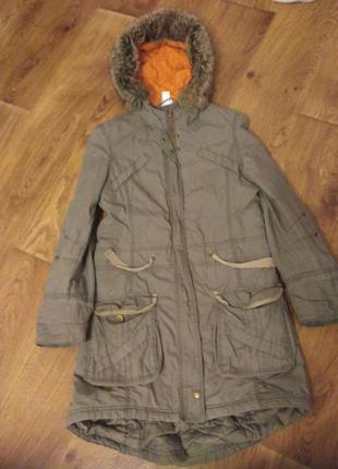 Куртка - парка демисезонная