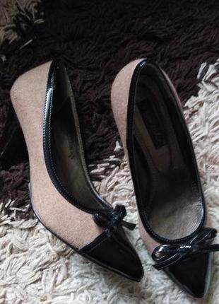 Оригинальные фирменные туфли sergio lodzi