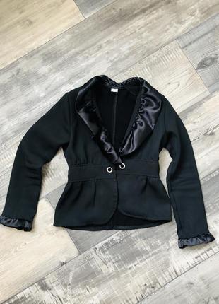 Пиджак для девочки 5-7 лет