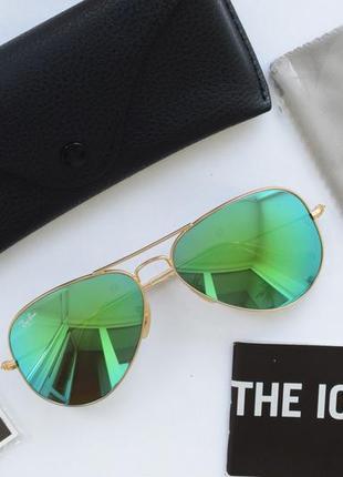 Солнцезащитные очки, окуляри ray-ban 3025 112/19, оригинал.