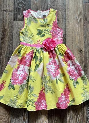 Платье tu р.6 лет