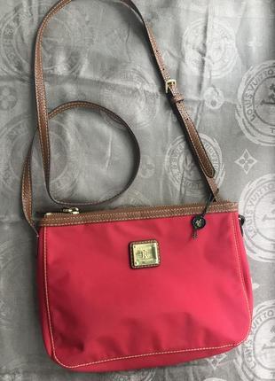 Ralph lauren сумка кроссбоди через плечо сумочка
