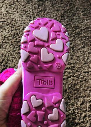 Зимние сапожки trolls 32 p7 фото
