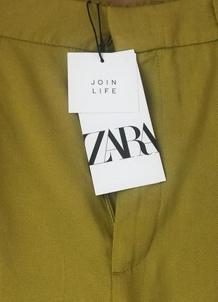 Шикарные летние брюки zara