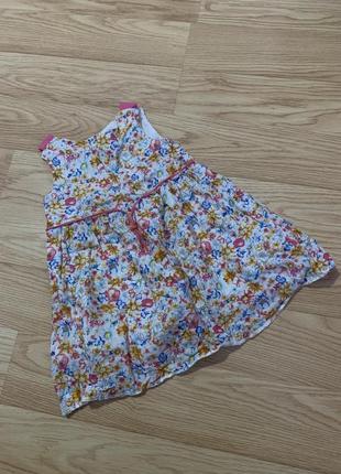 Легке літнє платтячко