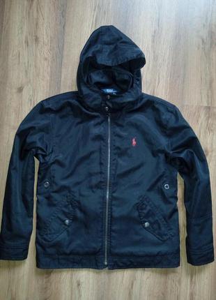 Куртка polo ralph lauren оригинал (lacoste, burberry, stone island)
