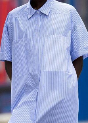 Рубашка фирмы zara