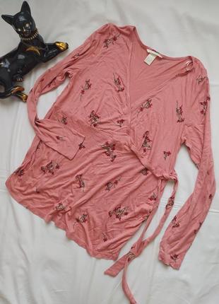 Кофта тонка на довгий рукав блуза для вагітних беременных