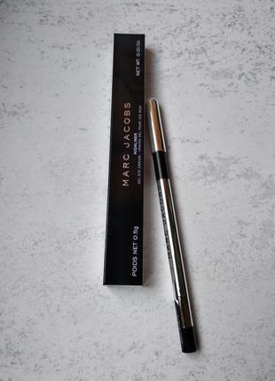 Повнорозмірний олівець для очей marc jacobs highliner gel eye crayon