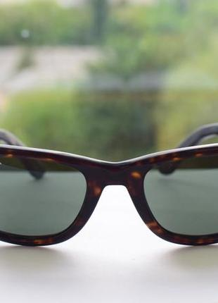 Солнцезащитные очки, окуляри ray-ban 2140 902.4 фото