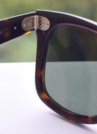 Солнцезащитные очки, окуляри ray-ban 2140 902.7 фото