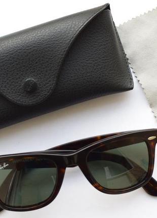 Солнцезащитные очки, окуляри ray-ban 2140 902.
