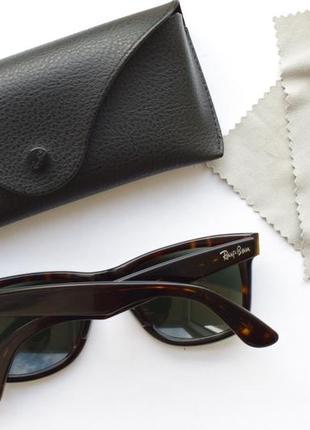 Солнцезащитные очки, окуляри ray-ban 2140 902.2 фото