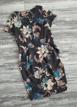 Стильне плаття міді, розмір 12