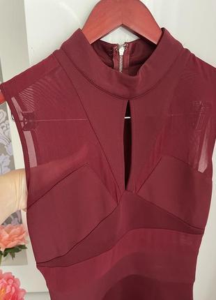 Платье boohoo с сеткой размер м2 фото