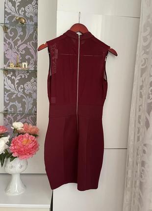 Платье boohoo с сеткой размер м3 фото