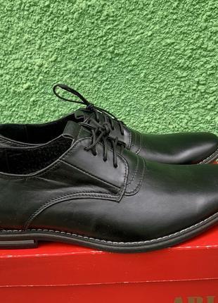 Туфли кожаные 43 размер