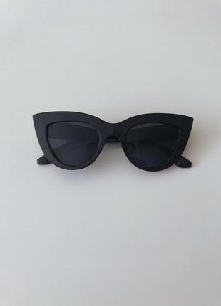 Шикарные трендовые очки кошечки2 фото