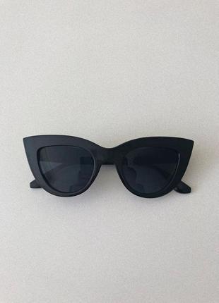 Шикарные трендовые очки кошечки4 фото