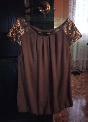 Очень красивая блузка dorothy perkins