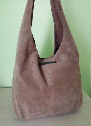 Італійська фірмова замшева сумка weinbrenner!!! оригінал!!!