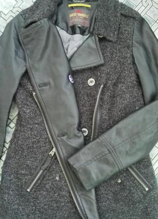 Куртка пальто на осінь від s.oliver