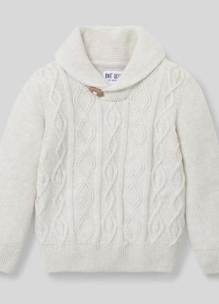 Модный свитер для мальчика c&a palomino германия размер 122, 128, 134, 140