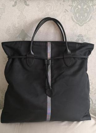 Шикарная большая сумка longchamp 👜👜💣🏵️🌷🌷